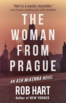 Hart, Rob - The Woman From Prague