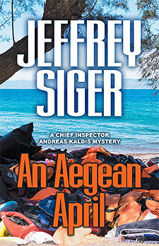Jeffrey Siger - An Aegean April - Signed