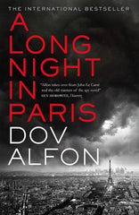 Dov Alfon - A Long Night in Paris - Signed UK Limited Edition