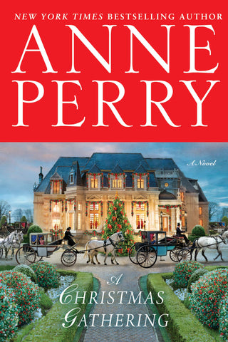 Anne Perry- A Christmas Gathering