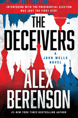 Alex Berenson - The Deceivers - Signed