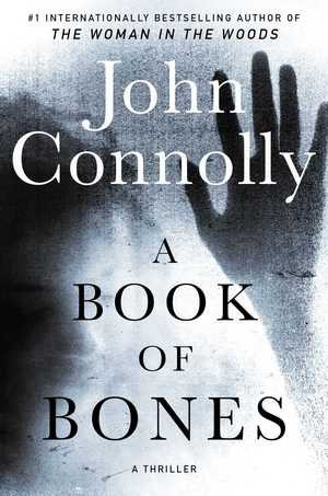 John Connolly - A Book of Bones - Signed