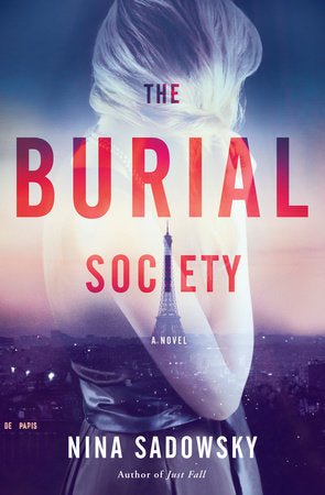 Nina Sadowsky - The Burial Society - Signed