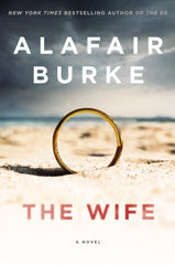 Alafair Burke - The Wife - Signed
