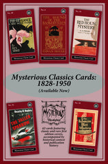 Mysterious Classics Cards: 1828-1950