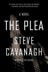 Steve Cavanagh - The Plea - Signed