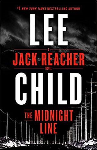 Lee Child - The Midnight Line - Signed