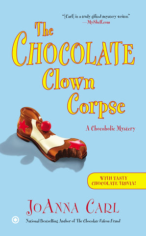 JoAnna Carl - The Chocolate Clown Corpse