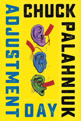 Chuck Palahniuk - Adjustment Day - Signed