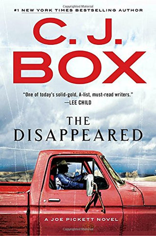C.J. Box - The Disappeared - Signed