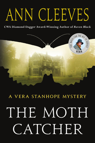 Anne Cleeves - The Moth Catcher