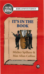 Max Allan Collins and Mickey Spillane - It's In the Book