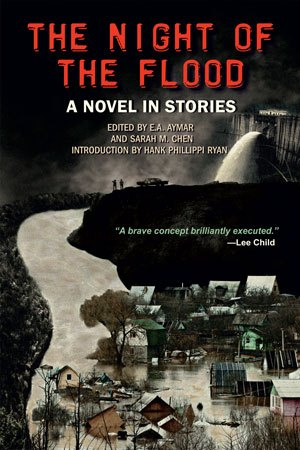 EA Aymar & Sarah M Chen, eds. - Night of the Flood - Signed