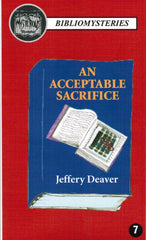 Jeffery Deaver - An Acceptable Sacrifice