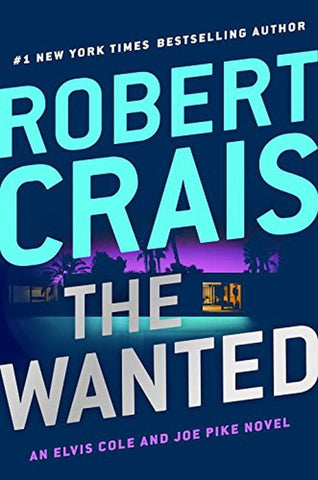 Robert Crais - The Wanted - Signed