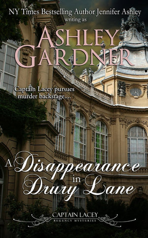 Gardner, Ashley - A Disappearance in Drury Lane