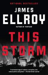 James Ellroy - This Storm - To Be Signed