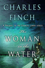 Charles Finch - The Woman in the Water - Signed