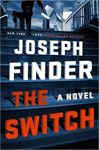 Joseph Finder - The Switch - Signed