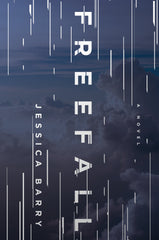 Jessica Barry - Freefall - Signed