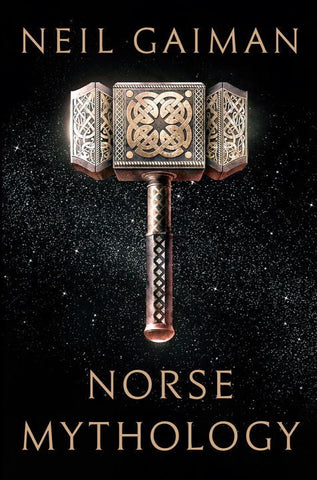 Neil Gaiman- Norse Mythology
