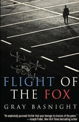 Gray Basnight - Flight of the Fox - To Be Signed