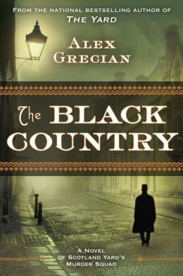 Alex Grecian - The Black Country