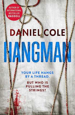 Daniel Cole - Hangman - Signed UK First Edition