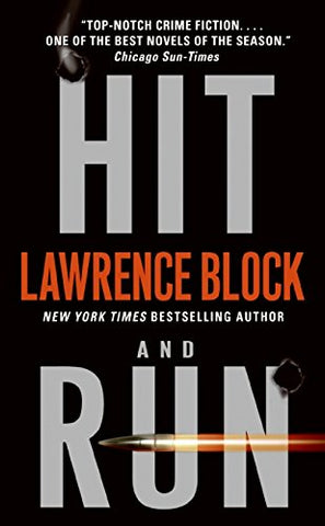 Lawrence Block - Hit and Run