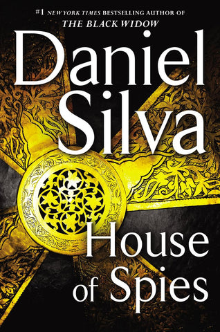 Daniel Silva - House of Spies - Signed