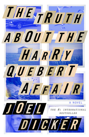 Joel Dicker - The Truth About The Harry Quebert Affair