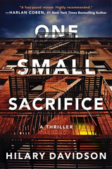 Hilary Davidson - One Small Sacrifice