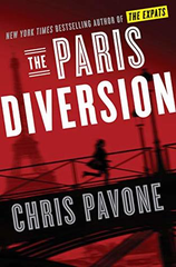 Chris Pavone - The Paris Diversion - Signed