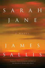 James Sallis - Sarah Jane - Signed