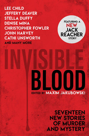 Maxim Jakubowski, ed. - Invisible Blood - To Be Signed