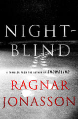 Ragnar Jonasson - Nightblind - Signed
