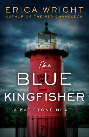 Erica Wright - The Blue Kingfisher - To Be Signed