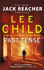 Lee Child - Past Tense - Signed UK Edition