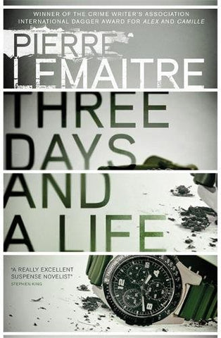 Pierre Lemaitre - Three Years and a Life - Signed UK Import
