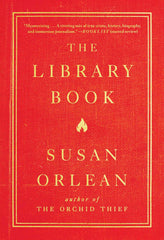 Susan Orlean - The Library Book - To Be Signed