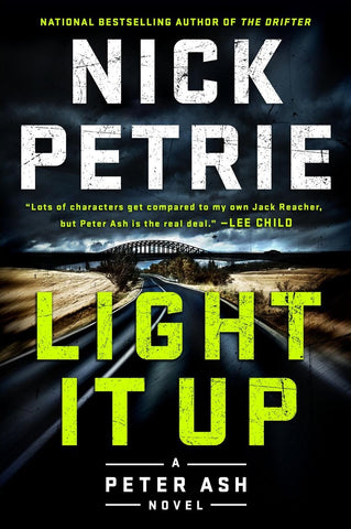 Nick Petrie - Light It Up - Signed