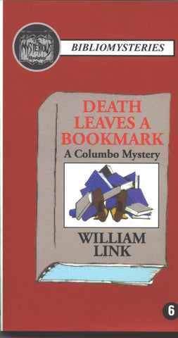William Link - Death Leaves a Bookmark (Paperback)