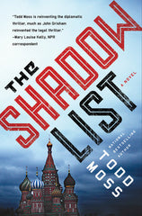Todd Moss - Shadow List - Signed