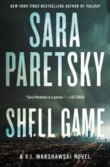 Sara Paretsky - Shell Game - To Be Signed