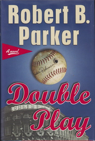 Parker, Robert B. - Double Play (Signed)