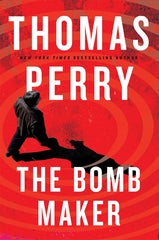 Thomas Perry - The Bomb Maker - Signed