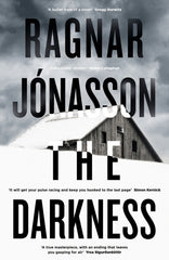 Ragnar Jónasson - The Darkness - Signed UK Limited Edition