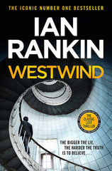 Ian Rankin - Westwind - Signed UK Edition