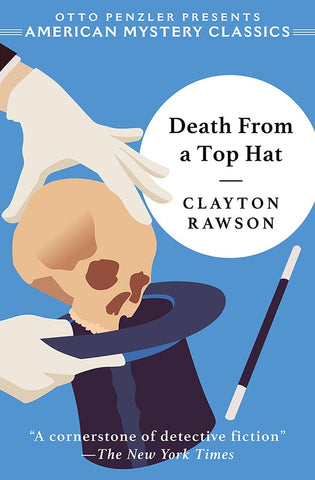 Clayton Rawson - Death From a Top Hat