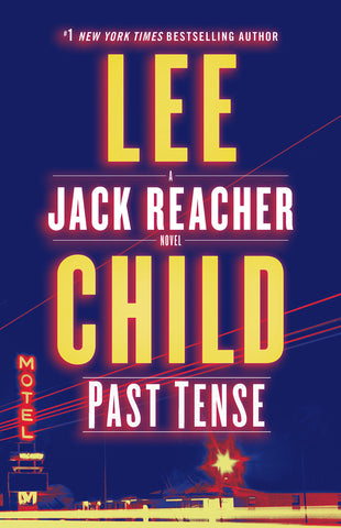 Lee Child - Past Tense - Signed